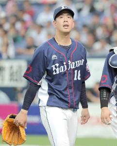 契約保留選手となっている多和田真三郎