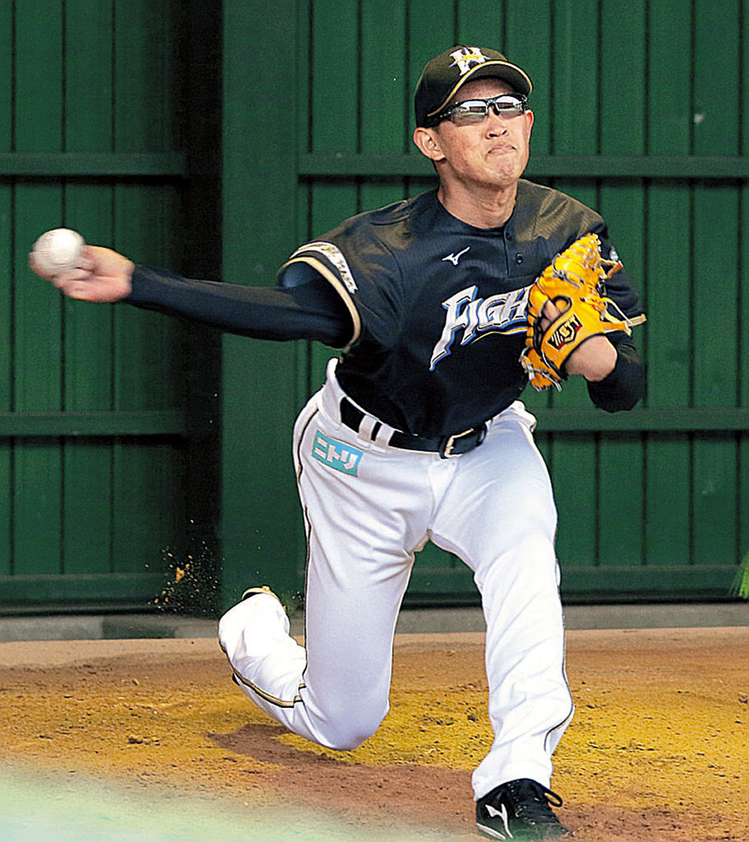 【日本ハム】ドラ4鈴木健、逆境チャンスに変えて飛躍「直球の強さを見てほしい」
