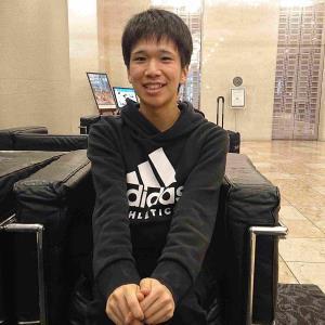 青学大・吉田祐也は激走から一夜明け、選手村のホテルで充実した表情