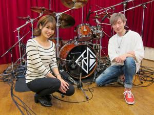 山葵とコラボユニット「池田山葵」を結成し、楽曲「運命(さだめ)」を制作した池田彩