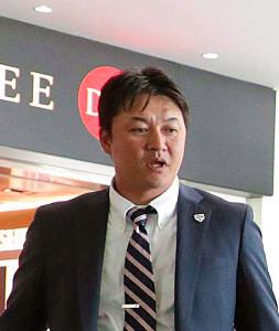 金子誠コーチ