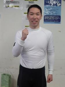 無傷の9連勝を飾った菊池岳仁