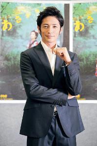 15年9月、30代の玉木宏