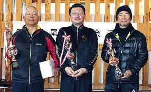 (左から) 小村さん、森内さん、大森さん