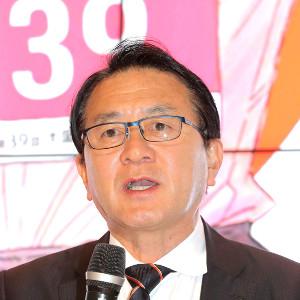 瀬古利彦マラソン強化戦略プロジェクトリーダー