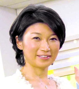青山祐子アナ