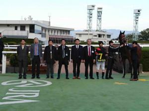 2月15日京都11Rの洛陽Sを勝ったヴァルディゼール