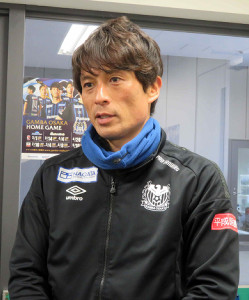 G大阪・宮本監督