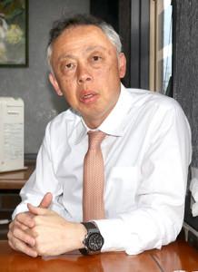 清水強化に向け熱い思いを語った大熊清GM