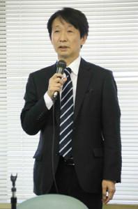 依田九段に反論した日本棋院・小林覚理事長