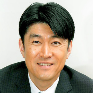 「news every.」司会を務める日本テレビの藤井貴彦アナウンサー