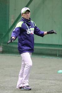 石川が開幕投手に決定