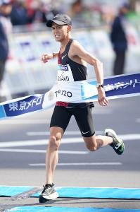 1日の東京マラソンで日本記録を更新した大迫傑は2か月以上に及んだケニアでの合宿を行った