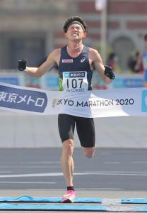 東京マラソンでは日本人2番手の8位だった高久龍