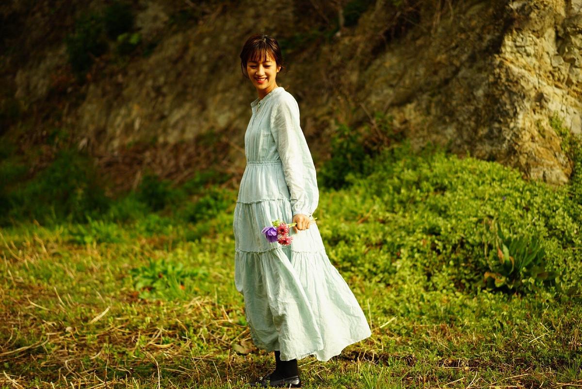 インスタグラムで妊娠を発表した前田有紀さん