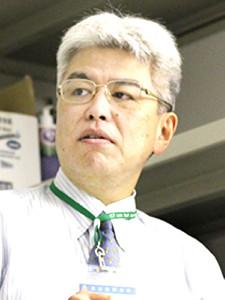 自治医科大付属病院・感染制御部長 森澤雄司准教授