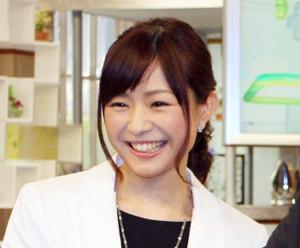 坂木萌子アナウンサー