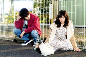 劇中の窪田正孝と小西桜子(C)2020「初恋」製作委員会