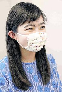手作りマスク、オススメですよ~!