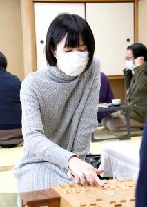 女流名人リーグ入りを決めた加藤圭女流1級