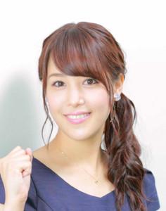 3月いっぱいでテレビ東京を退社、柴田阿弥と同じ「セント・フォース」入りし、フリーとして活動していく鷲見玲奈アナ