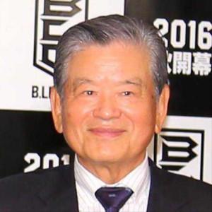 川淵三郎氏