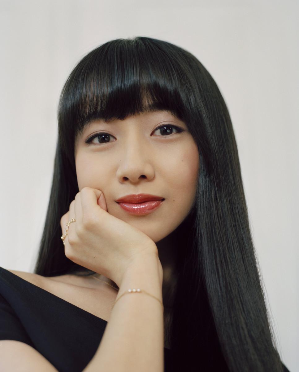 木村拓哉の長女、Cocomi(C)(EMMA LE DOYEN FOR DIOR)