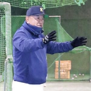 第20代の慶大監督に就任した堀井監督