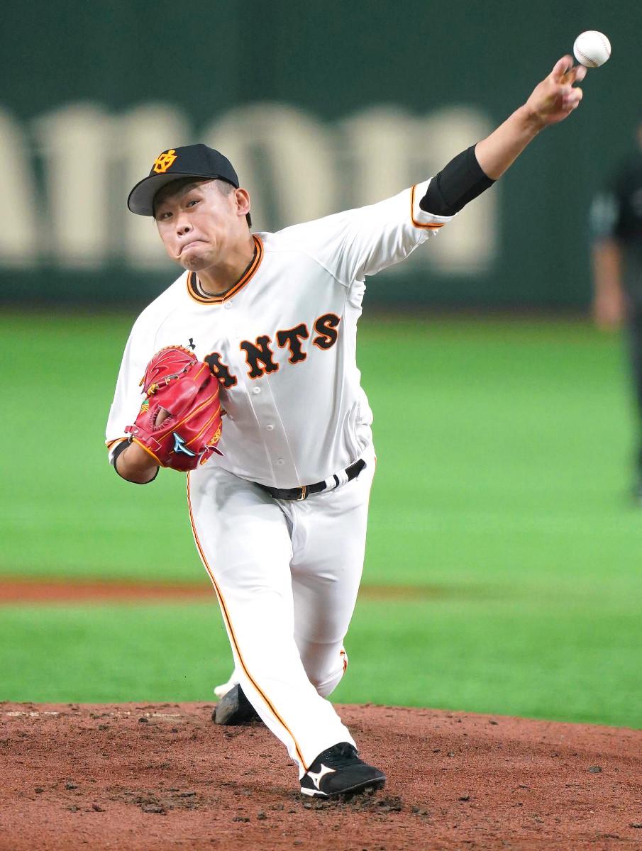 【巨人】田口麗斗、2年ぶりの開幕ローテに大前進の快投「テンポよく投げられた」