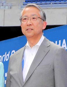 横川浩会長