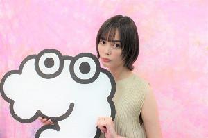 2020年4月の「ZIP!」金曜パーソナリティーに決定した玉城ティナ(C)日本テレビ