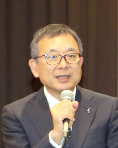 Jリーグ村井 満チェアマン