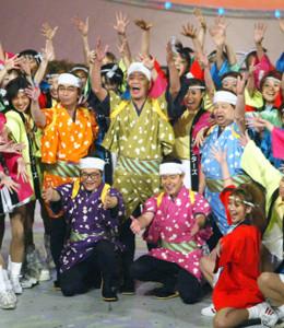 第52回NHK紅白歌合戦に初出場したザ・ドリフターズ(2001年)