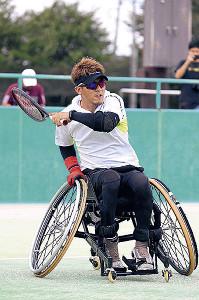 東京パラリンピックでメダル獲得を目指す菅野浩二