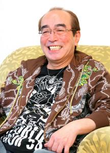 新型コロナウィルスによる肺炎で亡くなった「テレビ界の笑いの王様」志村けんさん