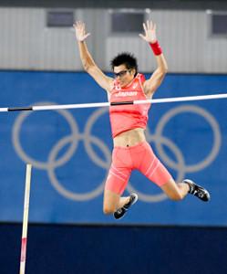 16年リオ五輪の男子棒高跳びに出場した沢野