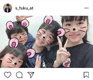 インスタグラムより@s_fuku_at