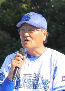 DeNA 田代富雄コーチ
