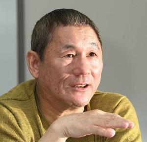 お笑い界の「戦友」志村けんさんの突然の早過ぎる死を悼んだビートたけし