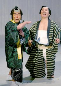 3歳違いのお笑い界の超大物2人。ビートたけしと志村けんさんは「戦友」のような存在でもあった(01年の紅白歌合戦、氷川きよしの応援に登場)