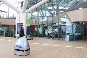 「高輪ゲートウェイ」構内に開店した無人AI決済コンビニ「TOUCH TO GO」