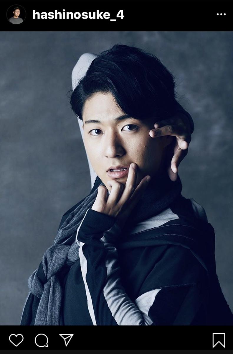 宝塚大好き中村橋之助、花組ポーズでインスタ開設「花組の…間違えました歌舞伎俳優の」