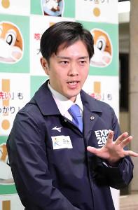ツイッター 吉村 知事