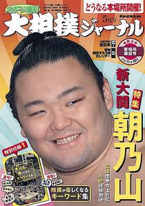 大相撲ジャーナル夏場所展望号表紙