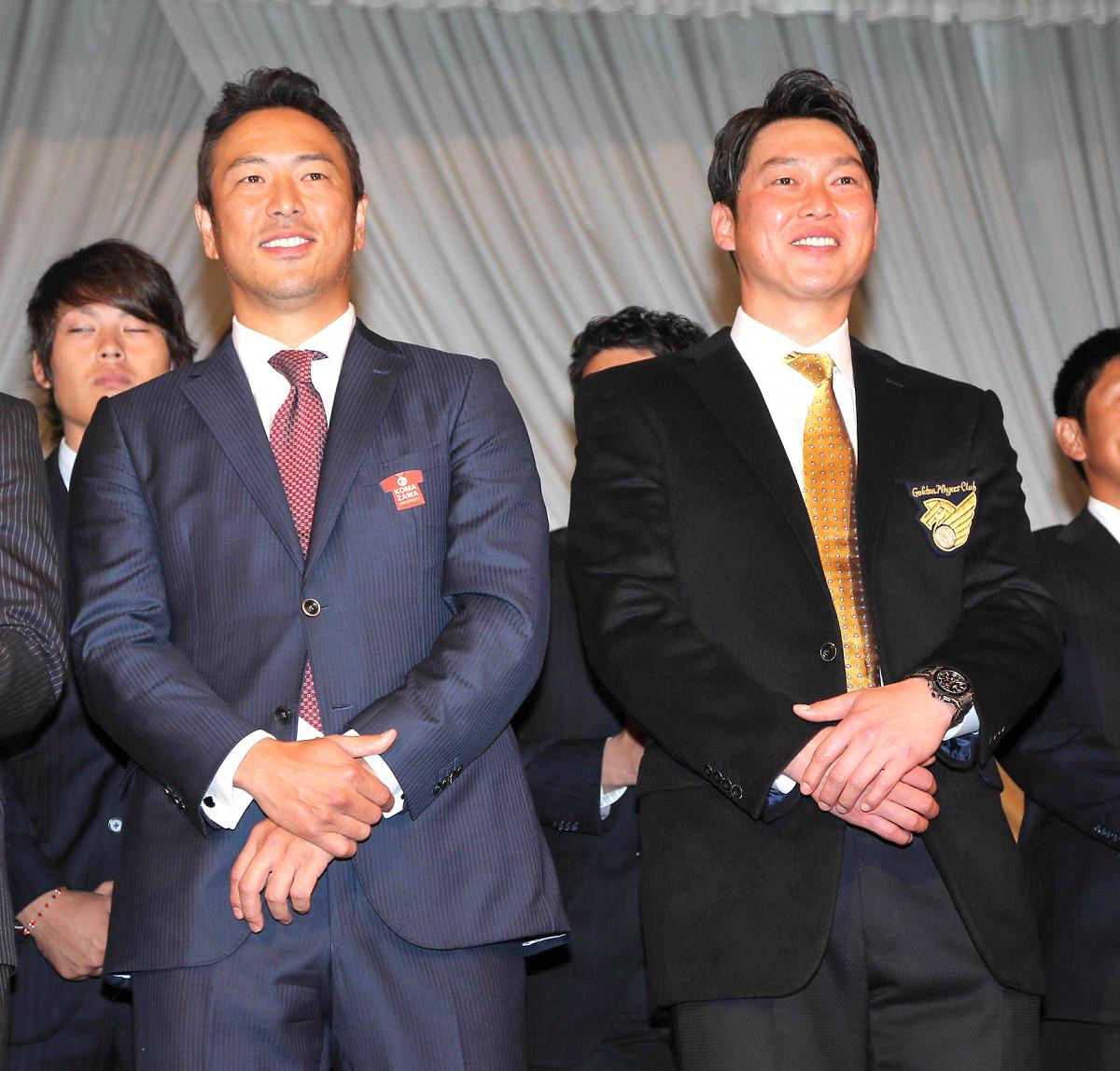 黒田氏(左)と新井氏