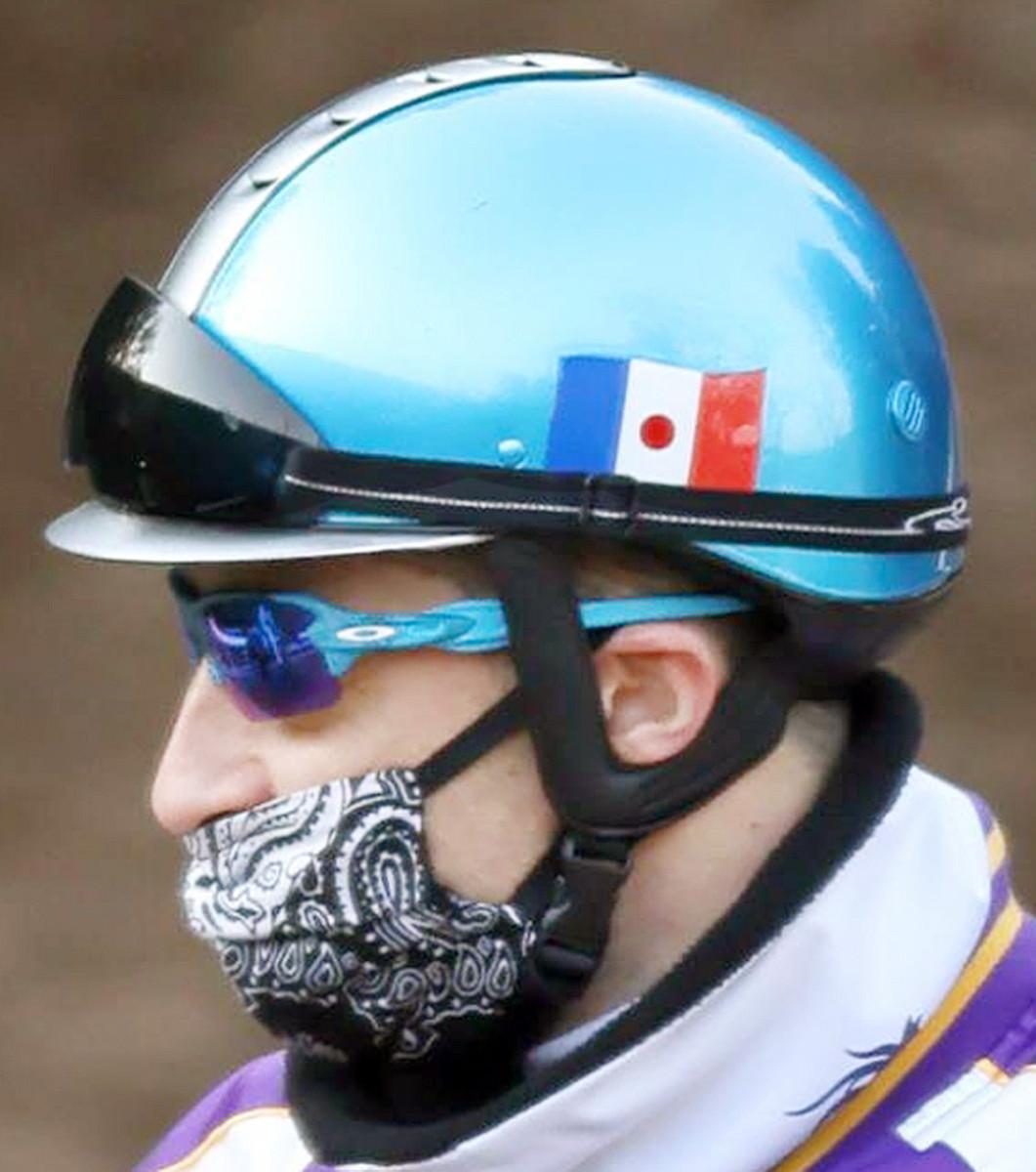 """ルメール、妻のマスク作りに誇り ヘルメットに""""合体""""国旗…母国と日本への深い愛も盾4連覇の原動力"""