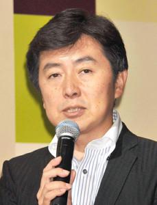 笠井信輔アナウンサー