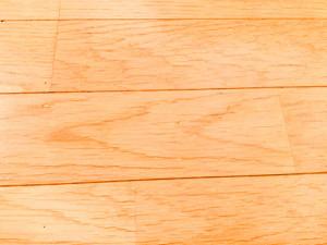 床のフローリングにツバメの模様を発見