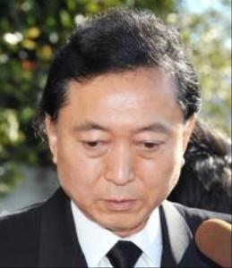 鳩山由紀夫氏