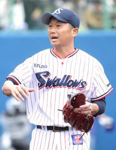 高津監督があらためて石川の開幕投手を明言